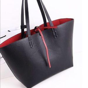 Zara double sided handbag